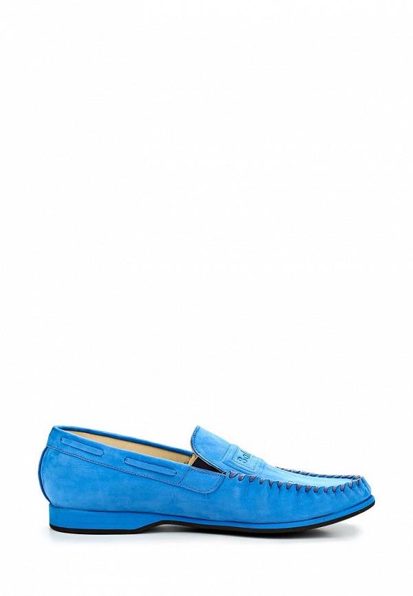 90a1859eb Купить Мокасины женские Baldinini BA097AWAKO89, голубые по цене ...