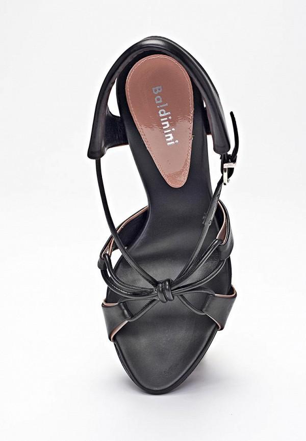 Босоножки на каблуке Baldinini (Балдинини) 260006P01FVEORNEND: изображение 7
