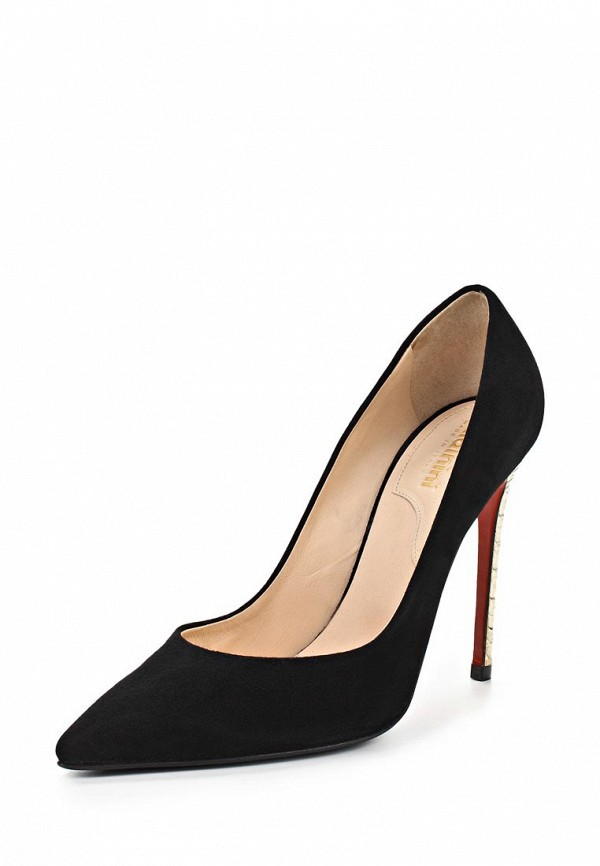 Туфли на каблуке Baldinini (Балдинини) 503020P02ACABY0000: изображение 8