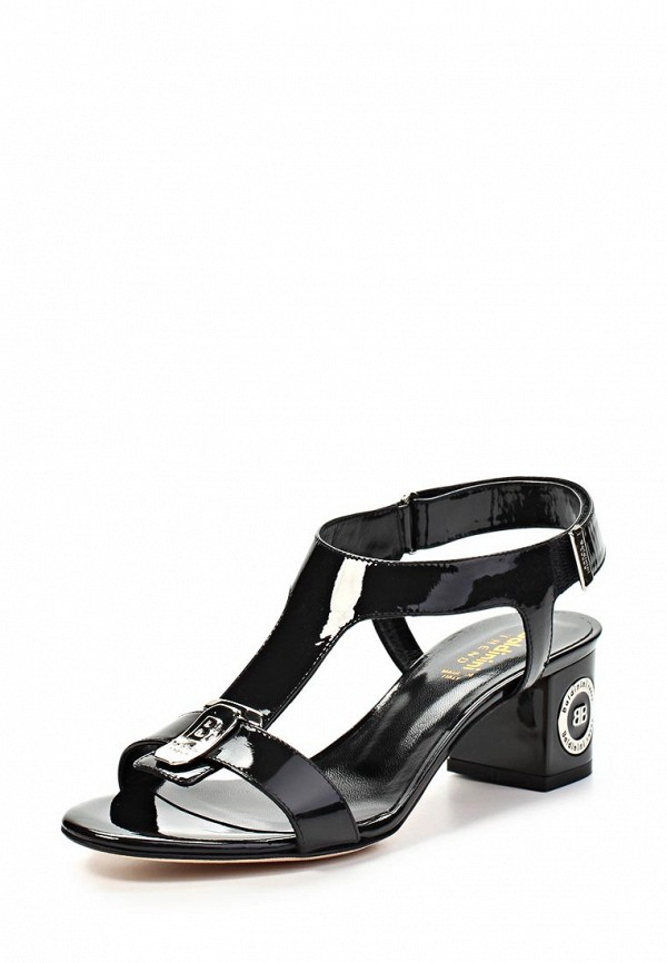 Босоножки на каблуке Baldinini (Балдинини) 398144VERN00K: изображение 1