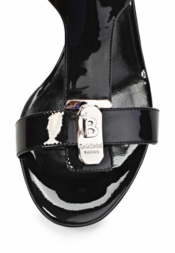 Босоножки на каблуке Baldinini (Балдинини) 398144VERN00K: изображение 6