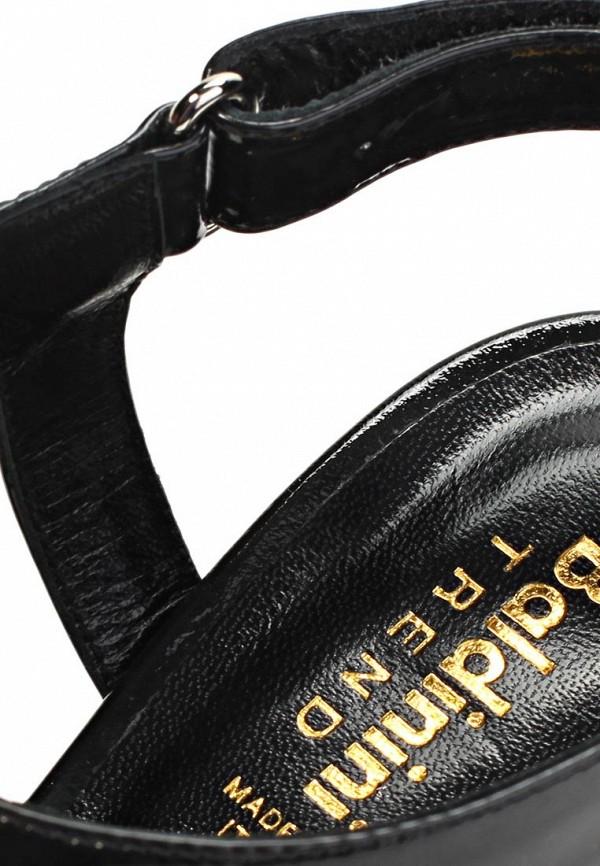 Босоножки на каблуке Baldinini (Балдинини) 398144VERN00K: изображение 7