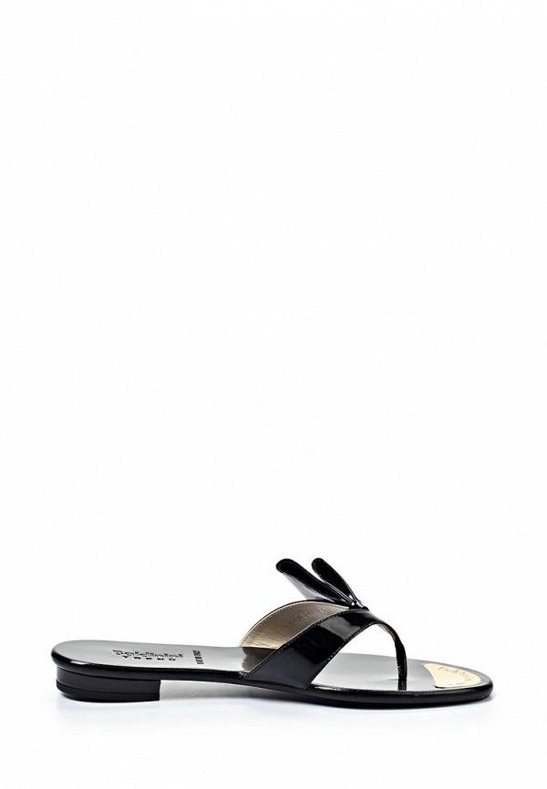 Женские сабо на плоской подошве Baldinini (Балдинини) 398250VERN00R: изображение 5