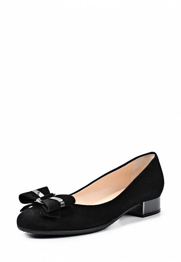 Туфли на плоской подошве Baldinini (Балдинини) 448802PCAVE0000F: изображение 1