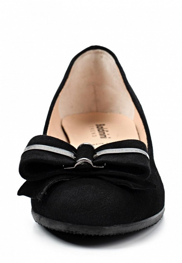 Туфли на плоской подошве Baldinini (Балдинини) 448802PCAVE0000F: изображение 6