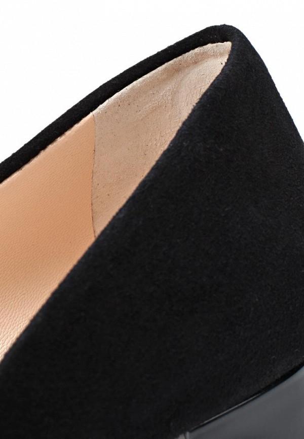 Туфли на плоской подошве Baldinini (Балдинини) 448802PCAVE0000F: изображение 8