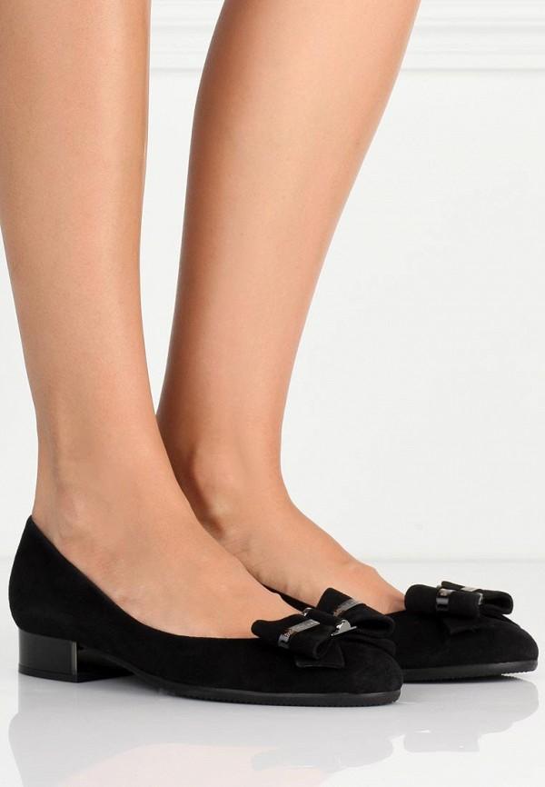 Туфли на плоской подошве Baldinini (Балдинини) 448802PCAVE0000F: изображение 9