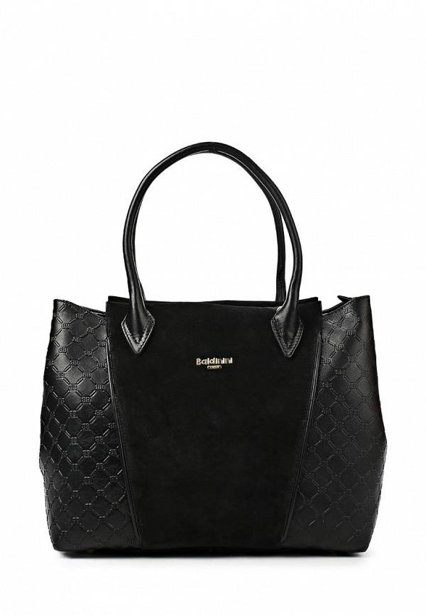 Замшевая сумка Baldinini (Балдинини) 520629CANA0000R: изображение 1