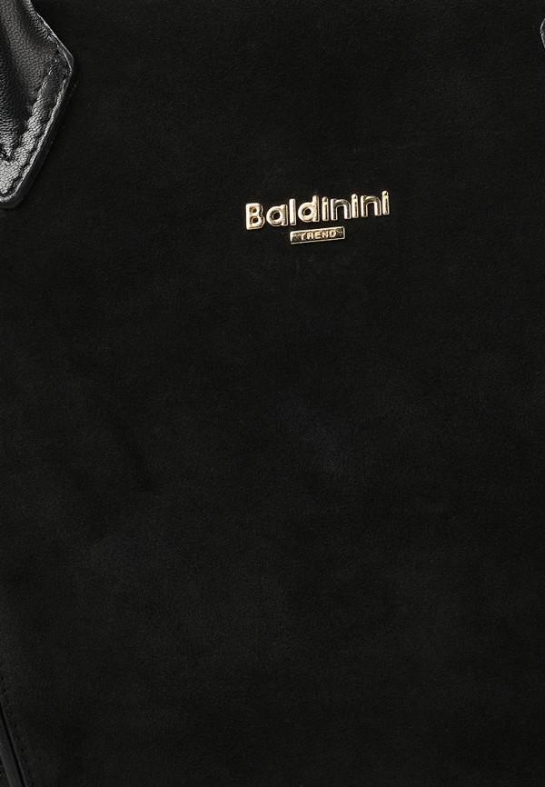 Замшевая сумка Baldinini (Балдинини) 520629CANA0000R: изображение 2