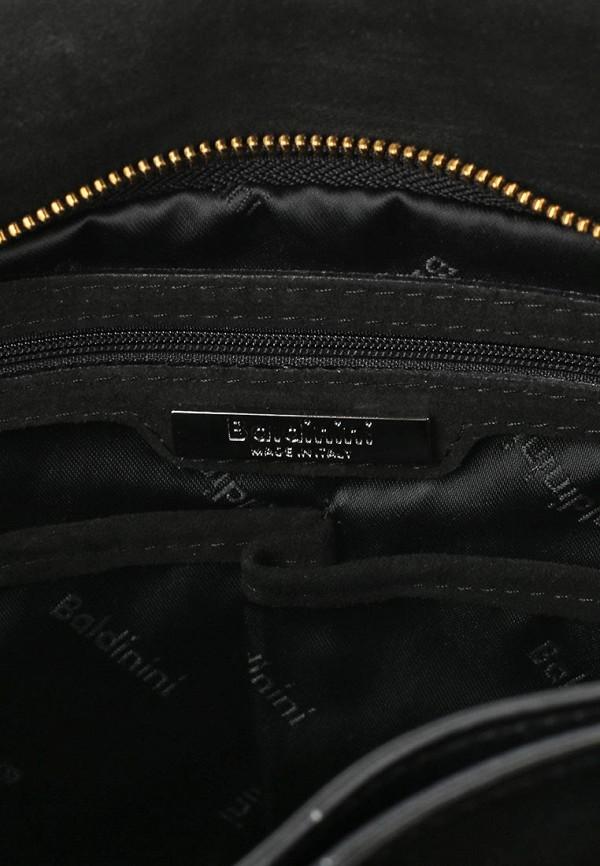 Замшевая сумка Baldinini (Балдинини) 520629CANA0000R: изображение 3