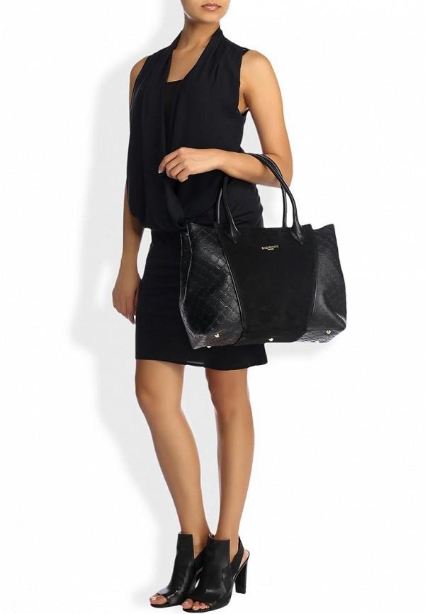 Замшевая сумка Baldinini (Балдинини) 520629CANA0000R: изображение 4