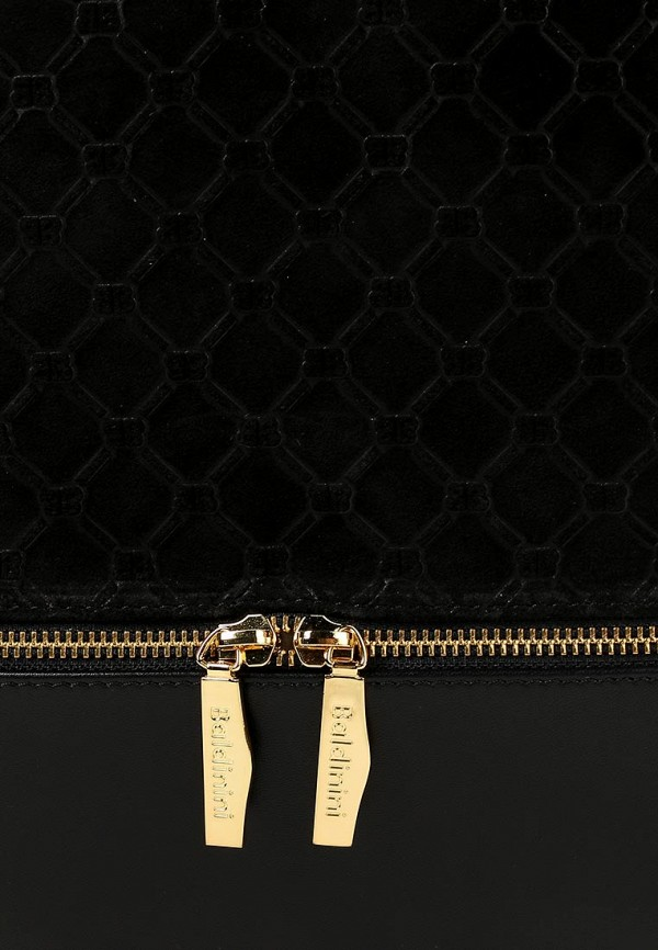 Замшевая сумка Baldinini (Балдинини) 520603CANA0000R: изображение 4