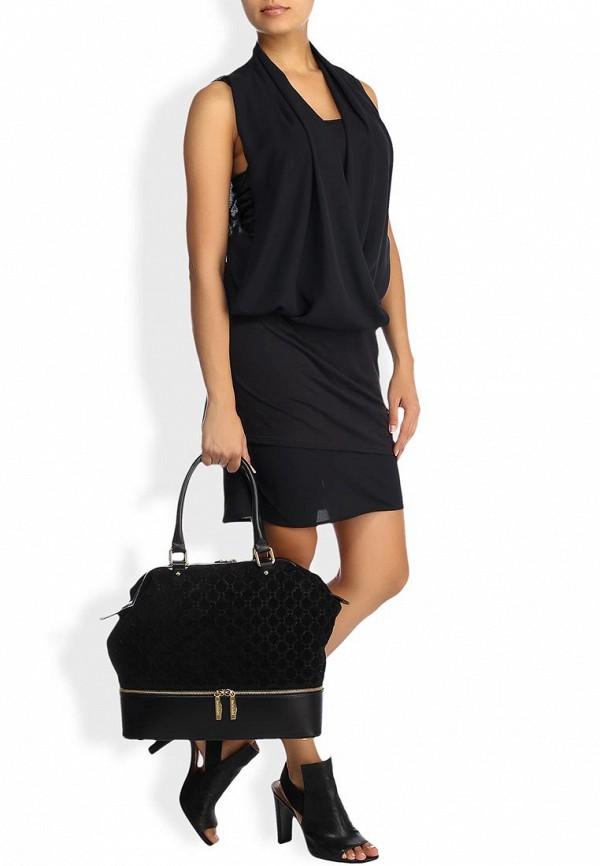 Замшевая сумка Baldinini (Балдинини) 520603CANA0000R: изображение 8