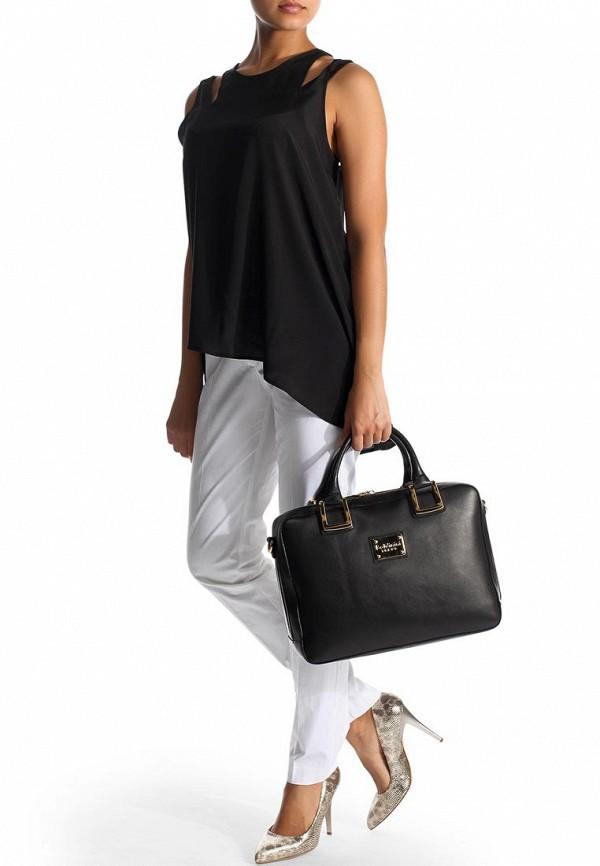 Кожаная сумка Baldinini (Балдинини) 520604NAGO00R: изображение 10