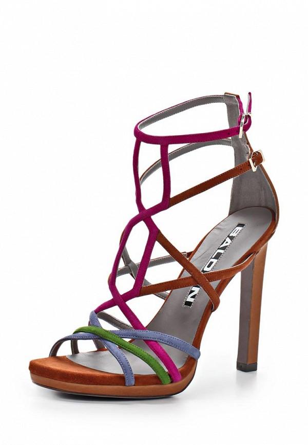 Босоножки на каблуке Baldan 6669: изображение 2