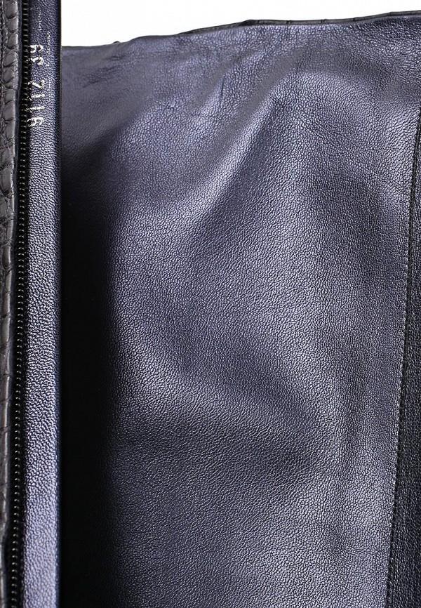 фото Сапоги женские на каблуке Baldan BA519AWCEH39, черные кожаные
