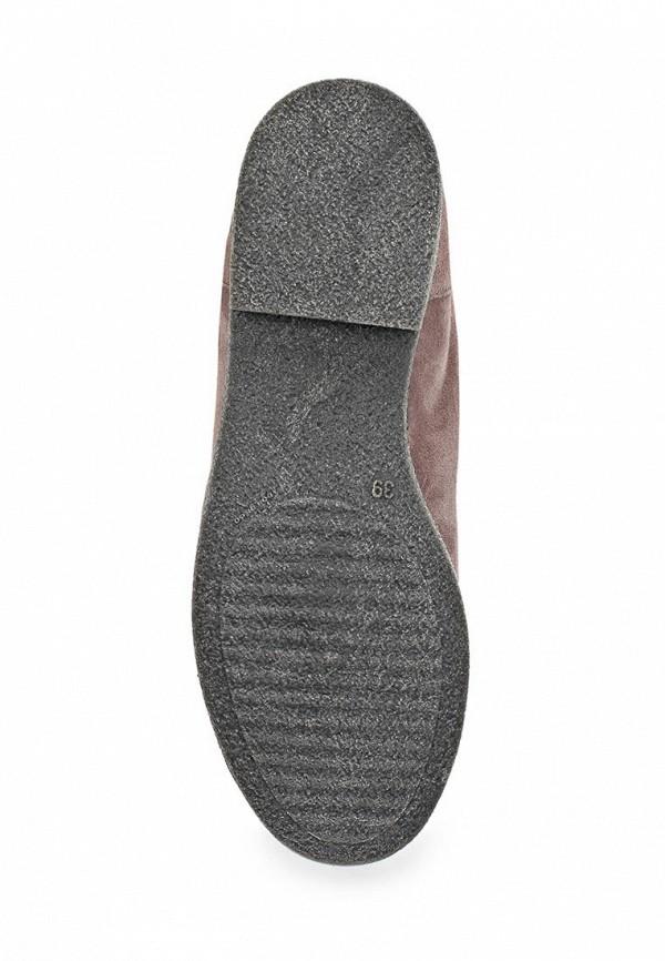 фото Женские полусапожки на шнуровке Baldan BA519AWCEH42, коричневые