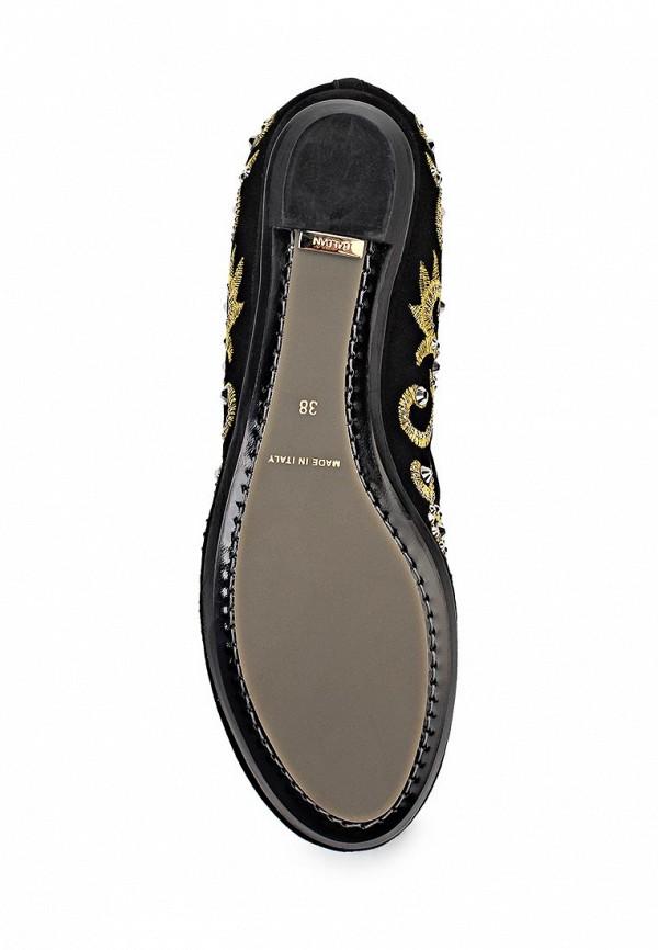 Туфли на плоской подошве Baldan 6291: изображение 3