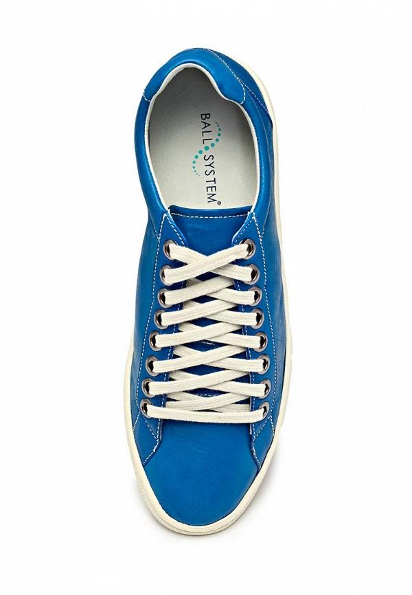 Мужская обувь Ball System 54020-A: изображение 6