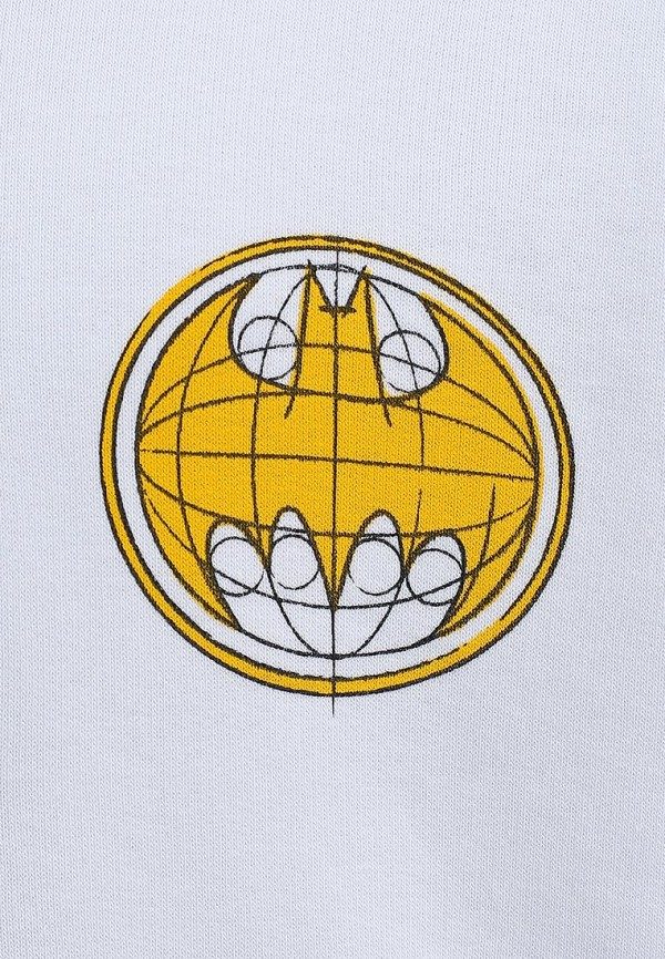 Толстовка Batman BM-HDB127-WHT: изображение 4