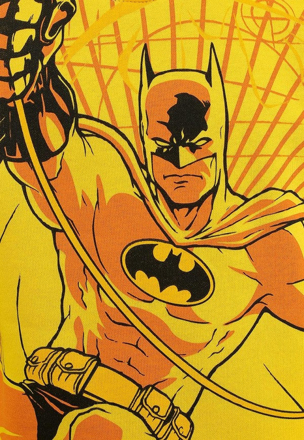 Толстовка Batman BM-SHB130-YEL: изображение 4