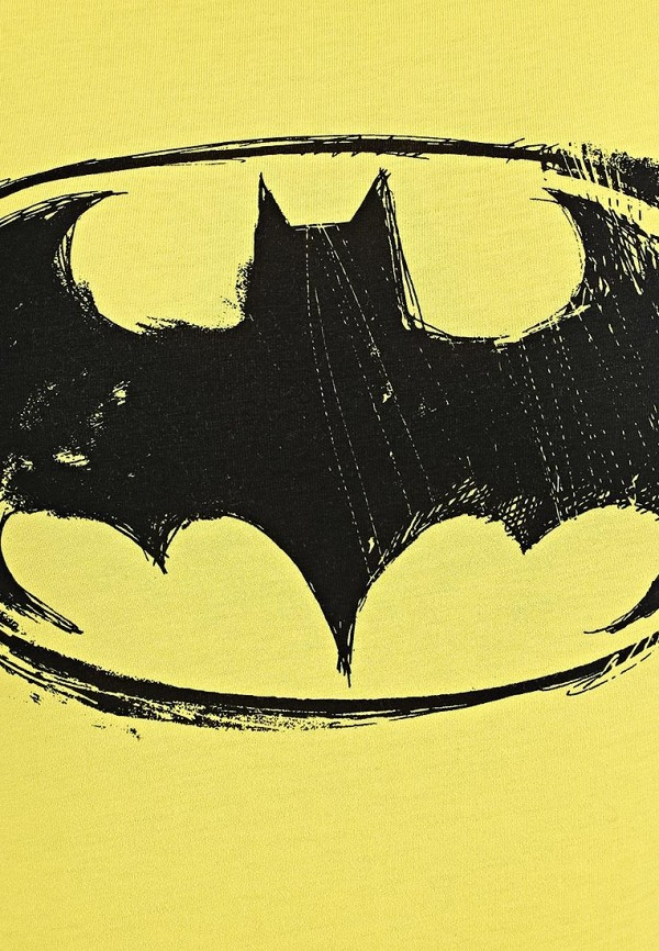 Футболка с коротким рукавом Batman BM-TSW54-YEL: изображение 5