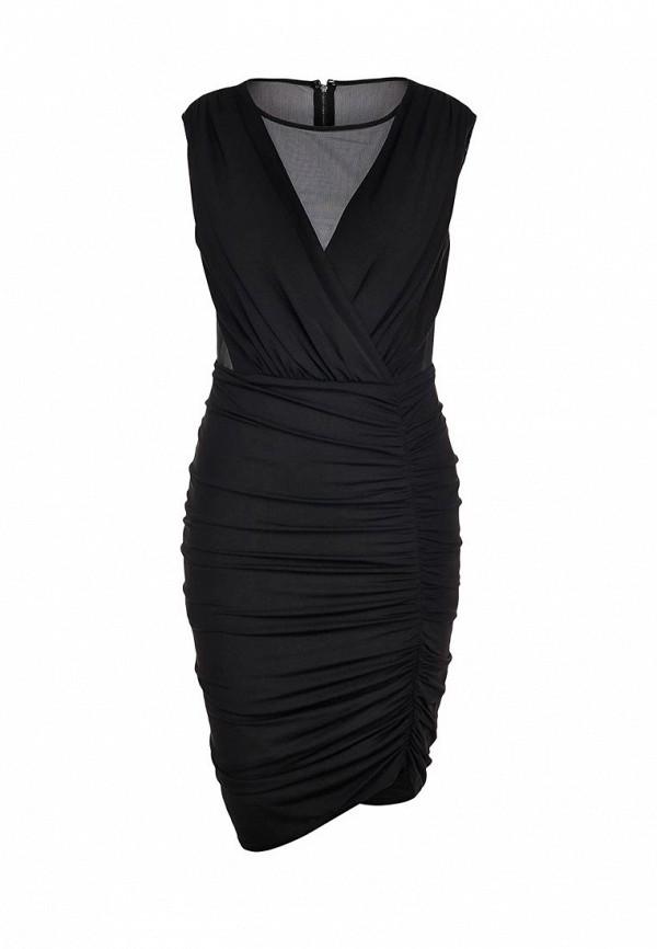 Платье-миди BCBGMAXAZRIA NYC61A64: изображение 2