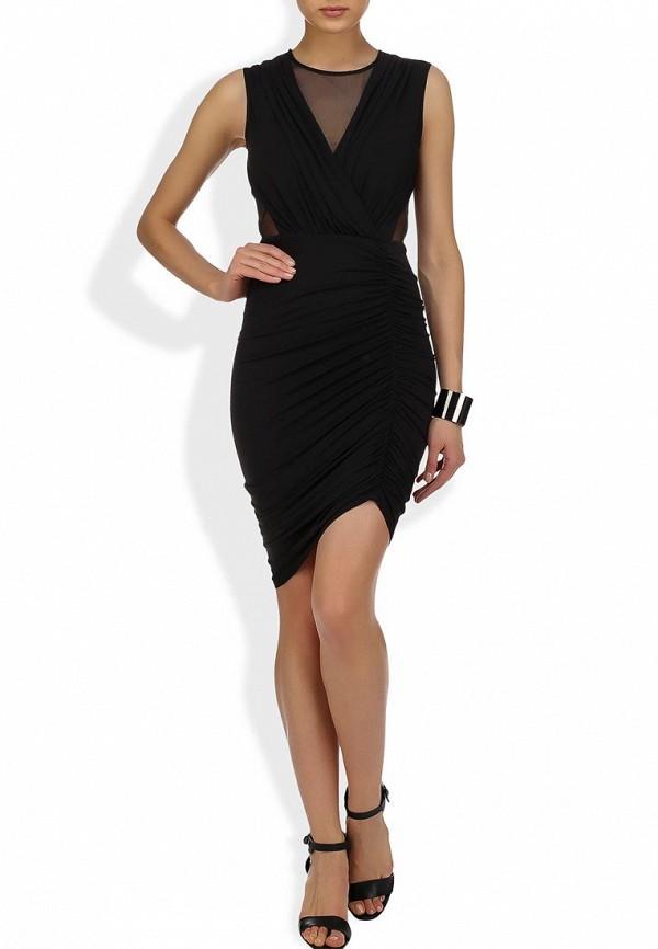 Платье-миди BCBGMAXAZRIA NYC61A64: изображение 7