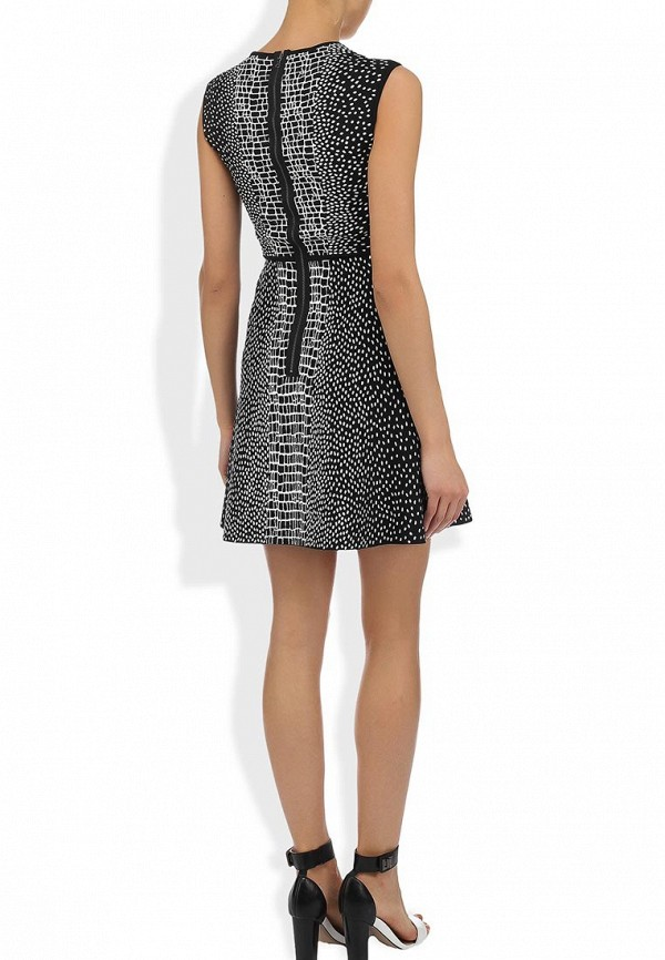 Платье-миди BCBGMAXAZRIA XMV6Z974: изображение 9