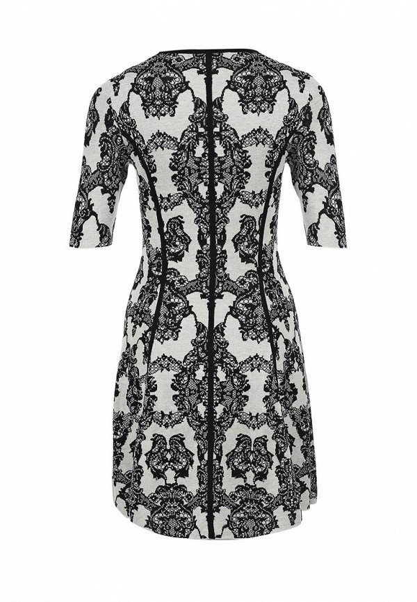Платье-миди BCBGMAXAZRIA XNO61A25: изображение 3
