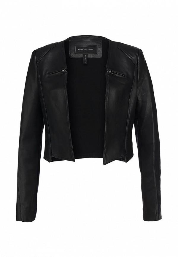 Кожаная куртка BCBGMAXAZRIA NDJ4H142: изображение 8