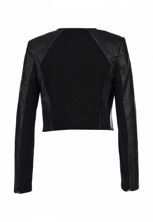 Кожаная куртка BCBGMAXAZRIA NDJ4H142: изображение 9