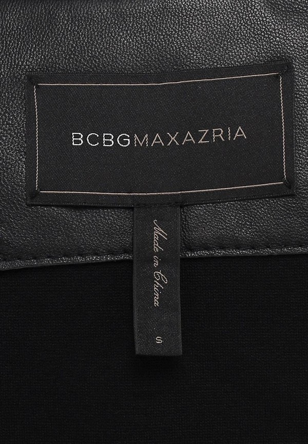 Кожаная куртка BCBGMAXAZRIA NDJ4H142: изображение 10