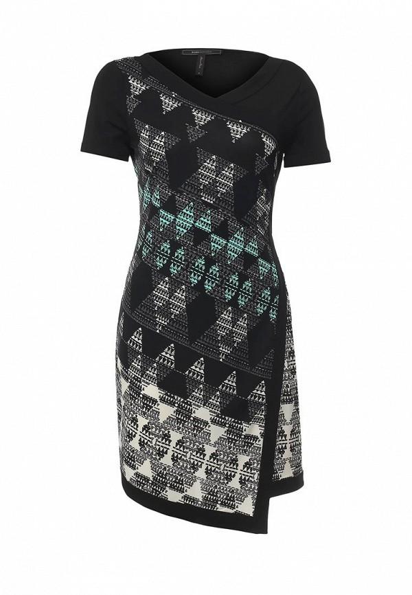 Платье-миди BCBGMAXAZRIA WHE62A62: изображение 2
