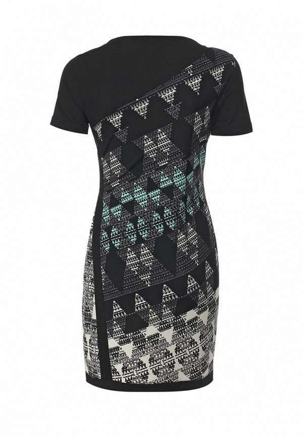 Платье-миди BCBGMAXAZRIA WHE62A62: изображение 3