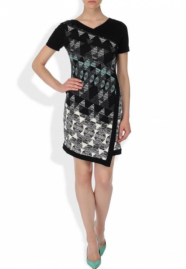 Платье-миди BCBGMAXAZRIA WHE62A62: изображение 7