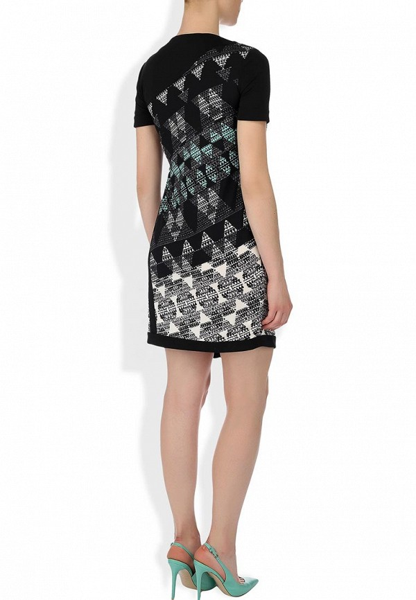 Платье-миди BCBGMAXAZRIA WHE62A62: изображение 9