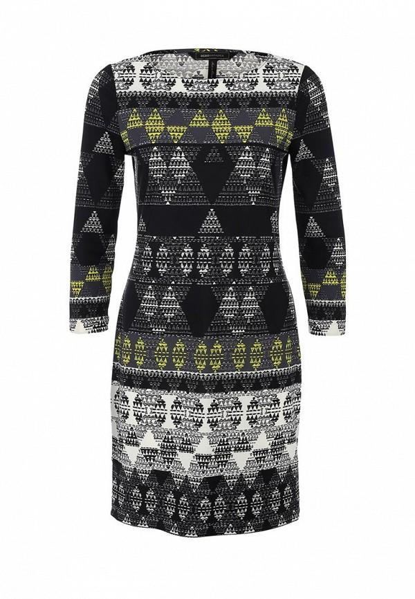 Платье-миди BCBGMAXAZRIA WHE62A76: изображение 2