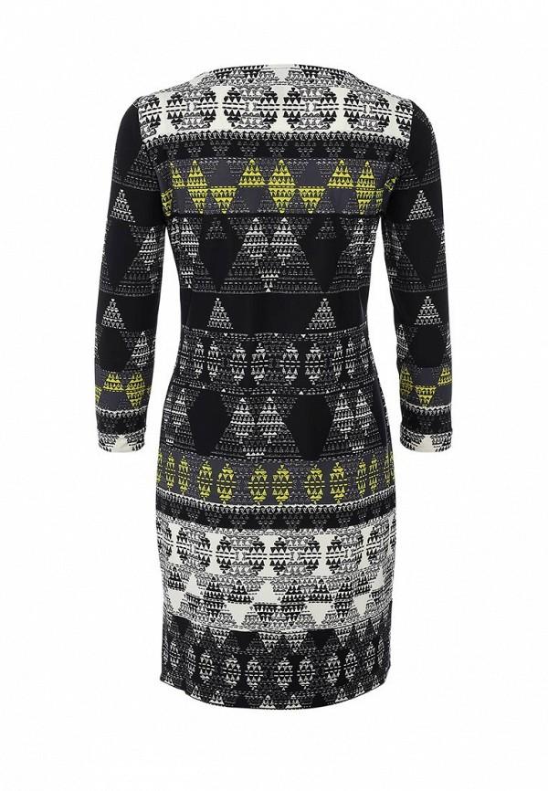 Платье-миди BCBGMAXAZRIA WHE62A76: изображение 4