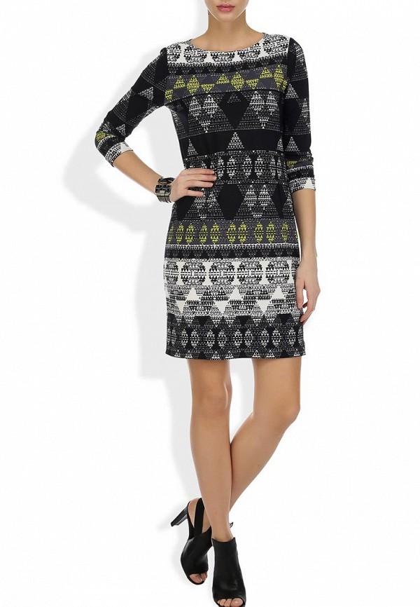 Платье-миди BCBGMAXAZRIA WHE62A76: изображение 8