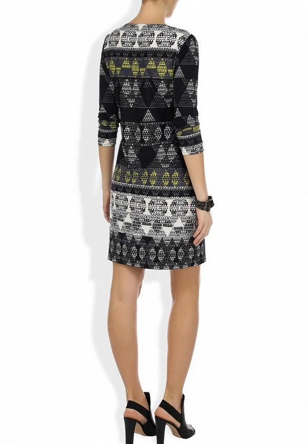 Платье-миди BCBGMAXAZRIA WHE62A76: изображение 10