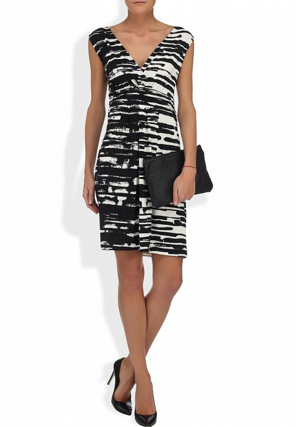 Платье-миди BCBGMAXAZRIA XXH64A04: изображение 8