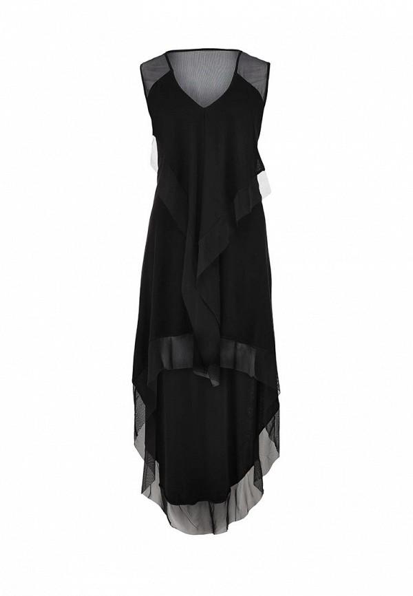 Платье-макси BCBGMAXAZRIA AAG66A08: изображение 1