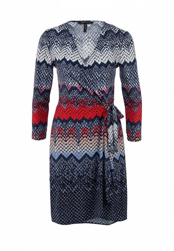 Платье-миди BCBGMAXAZRIA YKT66A24: изображение 2
