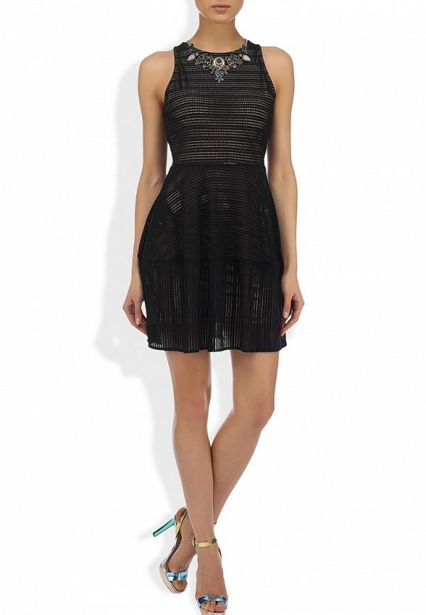 Платье-миди BCBGMAXAZRIA YWZ65A58: изображение 12