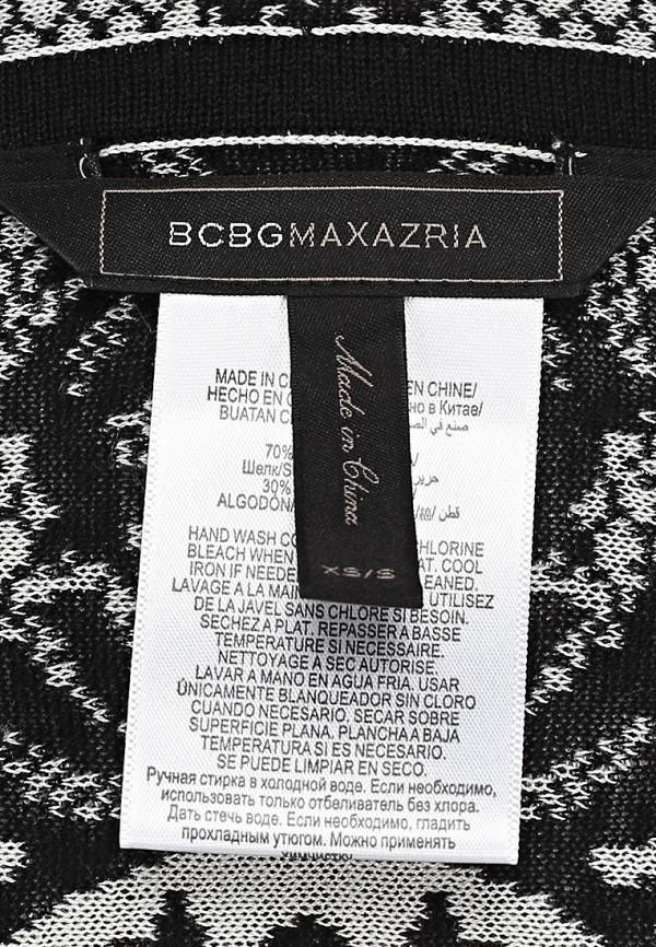 Кардиган BCBGMAXAZRIA XNO4H086: изображение 5