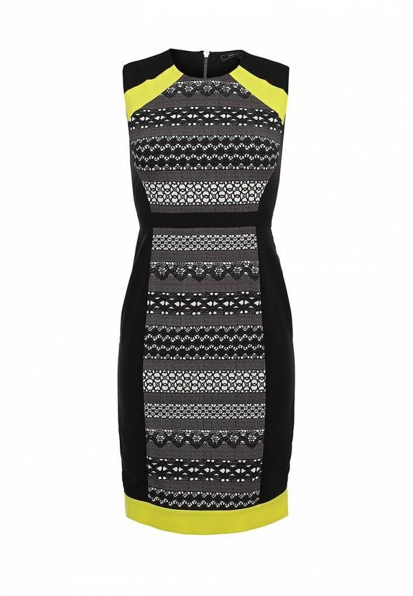 Платье-миди BCBGMAXAZRIA AHK62A47: изображение 2