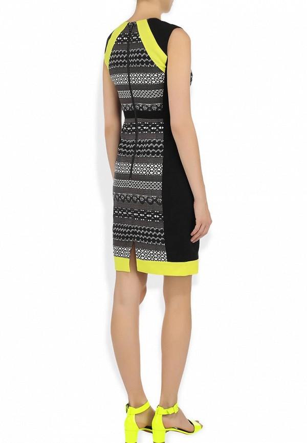 Платье-миди BCBGMAXAZRIA AHK62A47: изображение 8
