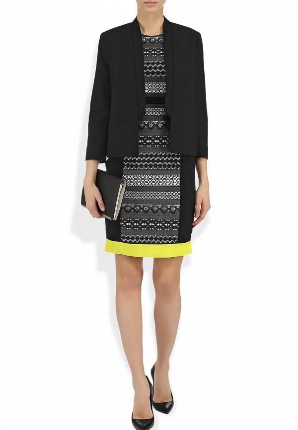 Платье-миди BCBGMAXAZRIA AHK62A47: изображение 10
