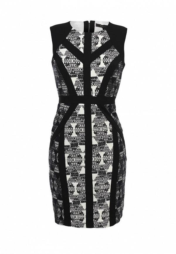 Платье-миди BCBGMAXAZRIA CCL62A43: изображение 2